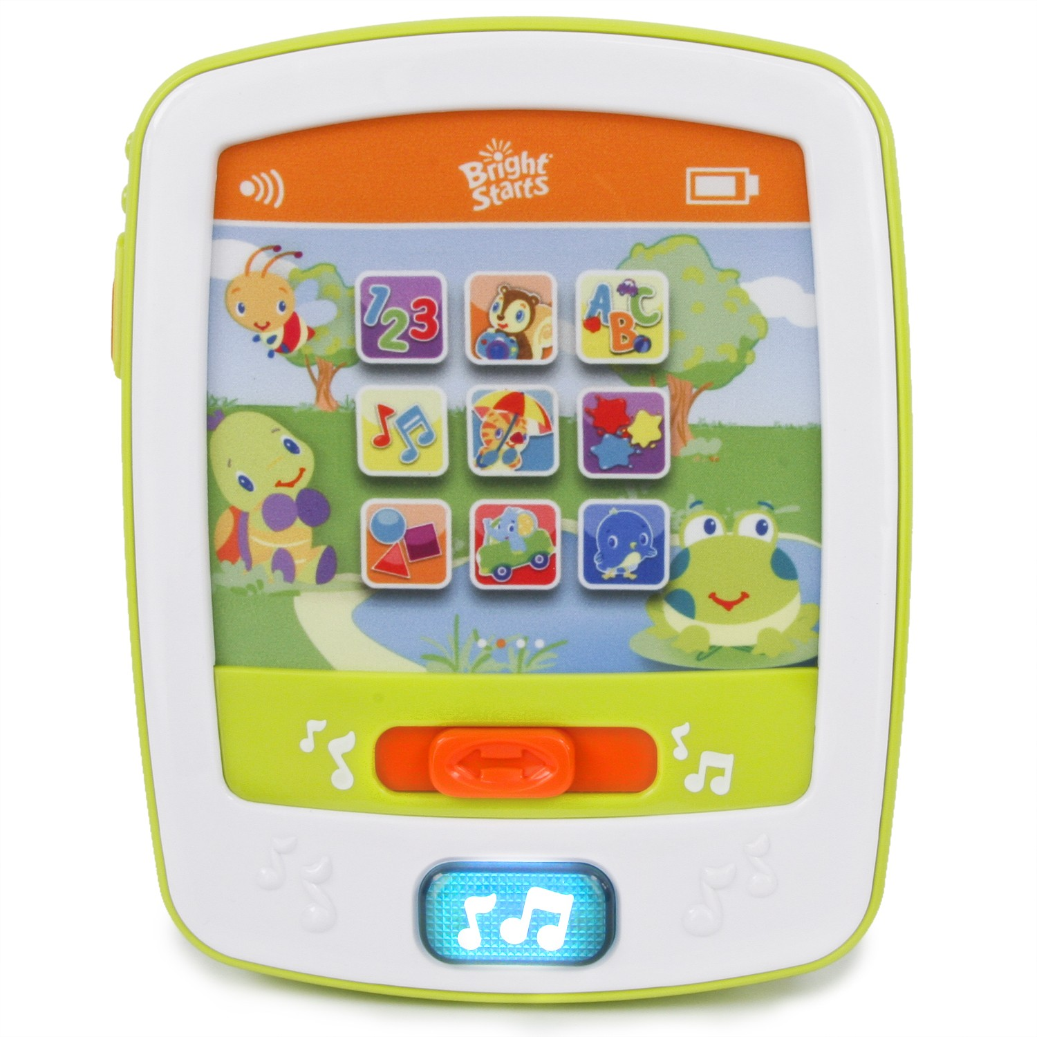 BRIGHT STARTS Hračka interaktivní Lights & Sounds Fun Pad™ 3m+